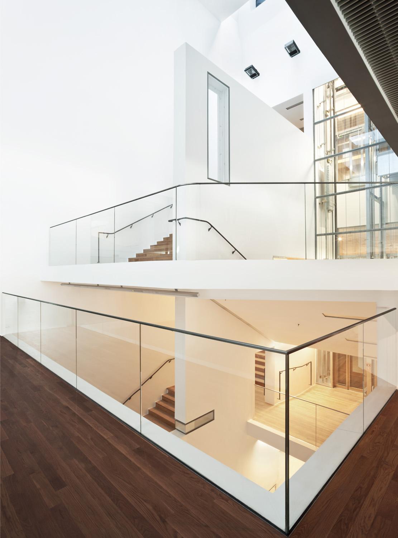 The Museum of the History of Polish Jews / architect: Rainer Mahlamäki / photo: Photo Room